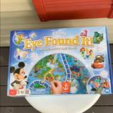 Disney Games   Disney Eye Found Itgame Age 4+ For 1-6 Players   Color: Blue   Size: Os