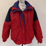 Columbia Jackets & Coats   Columbia Sportswear Reversible Jacket Women'S Lg   Color: Blue/Red   Size: L