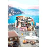 Flash Popup DIY Carl's Fruitshop Dollhouse, Size 9.0 H in   Wayfair DG142