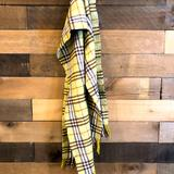 Burberry Accessories   Authentic Burberry Scarf   Color: Green/Yellow   Size: Os