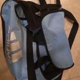 Adidas Bags | Adidas Gym Bag Medium Size | Color: Blue/White | Size: Os