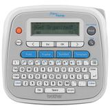 Brother P-touch Home Personal Label Maker PT-D202, Black