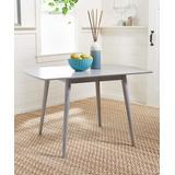 Safavieh Dining Tables DARK - Dark Gray Kaylee Extension Dining Table