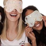 Free People Accessories   Nip Free People Understated Leather Eye Mask   Color: Red   Size: Os