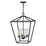 Hinkley Lighting Alford Place 24 Inch Tall 4 Light LED Outdoor Hanging Lantern - 2567MB-LV