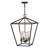 Hinkley Lighting Alford Place 24 Inch Tall 4 Light LED Outdoor Hanging Lantern - 2567OZ-LV