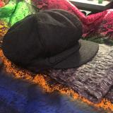 Nine West Accessories | Free Scarf With Nine West Wool Newsboy Cap !! | Color: Black | Size: Ml