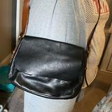 Madewell Bags   Black Fossil Crossbody   Color: Black/Brown   Size: Os