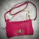 Coach Bags   Coach Leather Crossbody Bag, Pink Ruby   Color: Pink   Size: Os