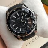 Gucci Accessories | Gucci Pvd Sport 45mm Dive Watch! With Box! New! | Color: Black | Size: Os
