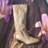 Nine West Shoes | Nine West Knee High Brown Boots | Color: Brown/Tan | Size: 8
