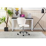 Latitude Run® Home Office Chair ——computer Chair Task Chair Home Executive Desk Chair Comfortable Swivel Chair in Brown | Wayfair