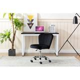 Latitude Run® Home Office Chair ——computer Chair Task Chair Home Executive Desk Chair Comfortable Swivel Chair in Black | Wayfair
