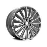 2014-2016 Hyundai Equus Rear Wheel - Action Crash ALY70852U77