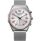 Technology Stainless Steel Bracelet Drive Watch - Metallic - Citizen Watches