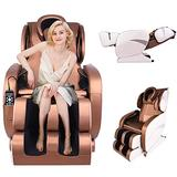 Massage Chair, LCD Manual Control Massage Chairs Full Body and Recliner, Zero Gravity Massage Chair, Fullbody Air Bag 8D Electric Massage Chair Space Capsule