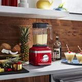 KitchenAid Ice Crushing Countertop Blender in Red, Size 14.8 H x 7.1 W x 8.5 D in | Wayfair KSB1325PA