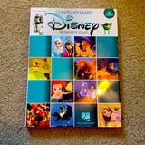 Disney Other   Contemporary Disney Song Book   Color: black   Size: Os