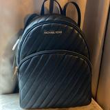 Michael Kors Bags | New Michael Kors Backpack | Color: Black/Gold | Size: Os