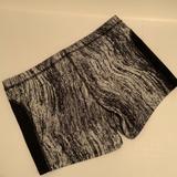 Lululemon Athletica Shorts   Lululemon Athletica Sweat 2 Swim Water Shorts Sz 2   Color: Black/White   Size: 2