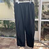 Columbia Pants | Columbia Nylon Packable Water Resistant Pants - L | Color: Black | Size: L