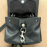 Rebecca Minkoff Bags | Mini Stella Leather Satchel, Gently Used. | Color: Black | Size: Os