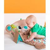 Bright Starts Playmats - Bear Cub Tummy Time Prop & Play Mat