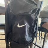 Nike Other | Black Nike Soccer Bag | Color: Black/White | Size: Os