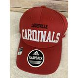 Adidas Accessories | Louisville Cardinals Womens Adidas Hat Cap New | Color: Red | Size: Os