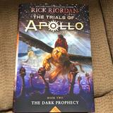 Disney Other | New The Trials Of Apollo, The Dark Prophecy Book 2 | Color: Blue/Tan | Size: Os