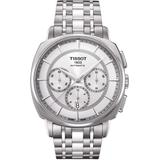 T-lord Automatic Chronograph Valjoux Watch - Metallic - Tissot Watches