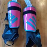Adidas Other   Adidas Youth Soccer Shin Guards Xl   Color: Black/Pink   Size: Xl