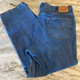 Levi's Jeans | Levis 550 Jeans 46 X 32 | Color: Blue | Size: 46