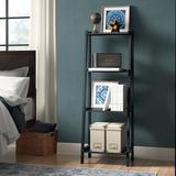 Red Barrel Studio® Bernardston Ladder Bookcase Wood in Gray, Size 60.0 H x 22.0 W x 14.0 D in   Wayfair AA7685B7093740D499CD7757C250F79A
