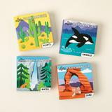 Little Park Ranger Baby Board Book Set