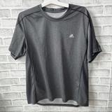 Adidas Shirts | Mens Adidas Climalite Grey Tshirt Xl Work Out Top | Color: Gray | Size: Xl