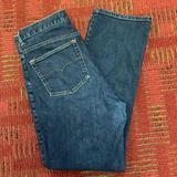 Ralph Lauren Jeans | Lauren Jean Co. Classic Straight Leg Jean | Color: Blue | Size: 8
