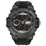 RORIOS Fashion Men's Watches Digital Quartz Watch Chronograph Sports Wrist Watch Waterproof Multifunction Men Watch with Alarm Timer