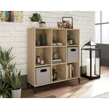 9 Cube Cubby Bookcase in Charter Oak Finish - Sauder 427303