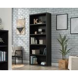 5-Shelf Display Bookcase in Raven Oak Finish - Sauder 427262