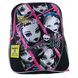 """Accessory Innovations Monster High 16"""" Backpack, Black, Large"""