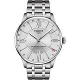 T-classic Chemin Des Tourelles Powermatic 80 Automatic Bracelet Watch - Metallic - Tissot Watches
