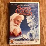 Disney Other | Disney Santa Clause 3 Christmas Dvd | Color: Black/Blue | Size: Os