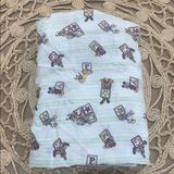 Disney Accessories | Crib Sheets With Supportive Rubber Band | Color: Cream/White | Size: Osbb