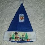 Disney Accessories | Blue Toy Story 4 Santa Hat | Color: Blue/White | Size: Os