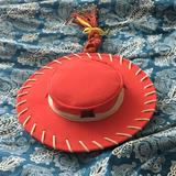Disney Accessories   Disney Parks Toy Story Jessie Hat   Color: Red   Size: Osg