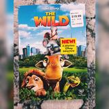 Disney Other | Disneys The Wild Dvd | Color: black | Size: Dvd