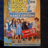Disney Other | Disney High School Musical 2, 2-Disc Deluxe Dvd | Color: Blue/Gold | Size: Os