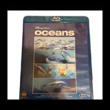 Disney Other | Oceans || Blu-Ray Dvd | Color: black | Size: Os