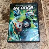 Disney Other | G-Force Dvd Tape | Color: Green/Silver | Size: Osbb
